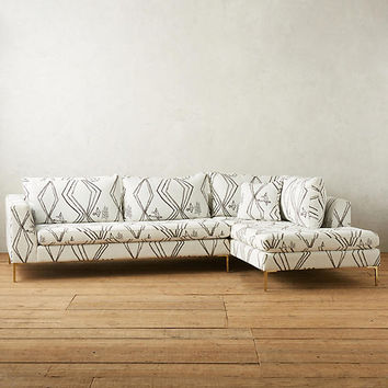 Berber-Woven Edlyn Right Sectional