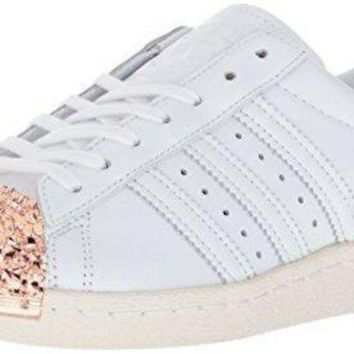 CREY9N adidas Originals Women's Superstar Metal Toe W Skate Shoe adidas original superstar