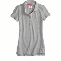 AEO FACTORY SOLID POLO