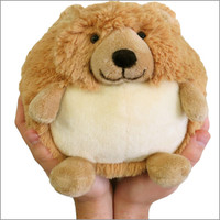 Mini Squishable Honey Bear