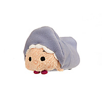 Fairy Godmother ''Tsum Tsum'' Plush - Cinderella - Mini - 3 1/2''