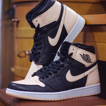"Air Jordan 1 Retro High OG ""Crimson Tint"" Men Sneakers - Best Deal Online"