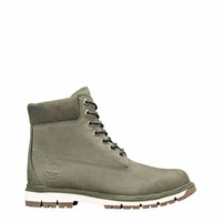 Timberland Men Green Ankle boots