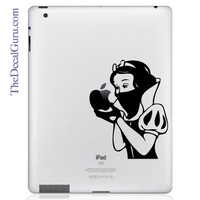 Snow White Revenge iPad Decal