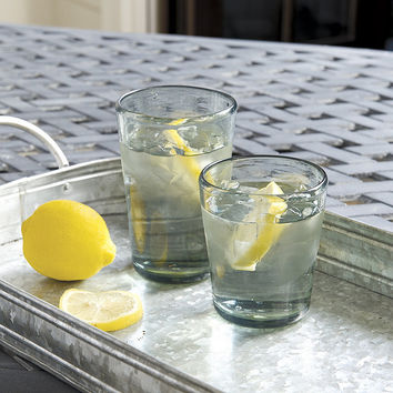 San Lorenzo Outdoor Tumblers - Set of 4 | Ballard Designs
