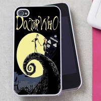 Tardis Doctor Who Nightmare 3 iPhone Case And Samsung Galaxy Case