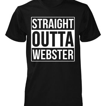 Straight Outta Webster County. Cool Gift - Unisex Tshirt