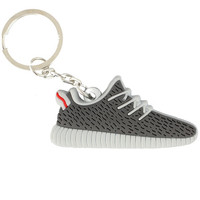 YZY 350 Turtledove Keychain