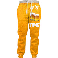 Its Beer Time Joggers