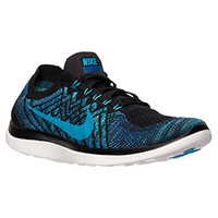 Men's Nike Free 4.0 Flyknit Running Shoes | Finish Line