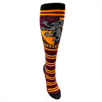 Gryffindor Striped Knee-High Socks | HarryPotterShop.com