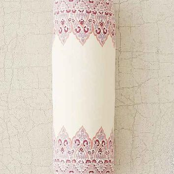 Plum & Bow Equito Henna Bolster Pillow