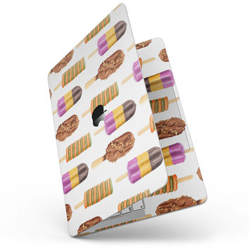 Yummy Galore Ice Cream Treats - MacBook Pro without Touch Bar Skin Kit