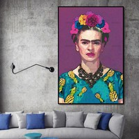 Canvas painting Wall Art Picturer home decor prints figure on canvas Wall poster decoration for living room no frame