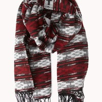 Winter Nights Southwestern Style Scarf