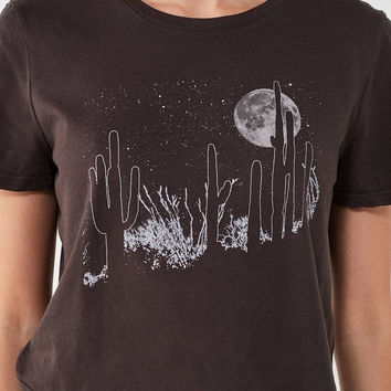 Future State Cactus + Stars Tee | Urban Outfitters