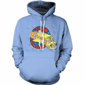 The Magic School Bus Hoodie