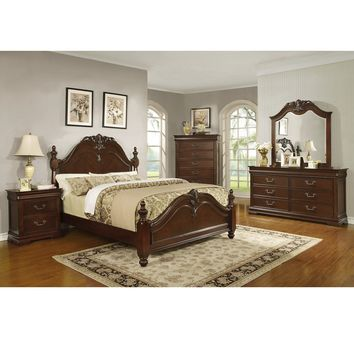 Classic Vintage Bedroom Set By Home Source