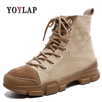 Fashion Motocycle booties Women Boots Female Women Ankle Boots f b05dc6c994fe