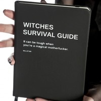 Survival Guide Journal [B]