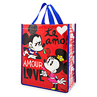 Mickey and Minnie Mouse Reusable Tote