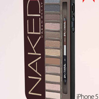 Naked Urban Decay Palette Inspired iPhone 5 Case