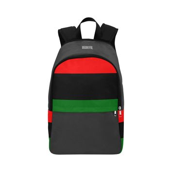 RBG Fabric Backpack for Adult