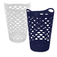 Starplast Tall Flex Laundry Baskets - Bed Bath & Beyond