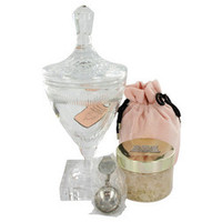 Juicy Couture by Juicy Couture Huge Crystal Goblet with Pacific Sea Salt Soak in Luxury Juicy Gift Box 10.5 oz (Women)