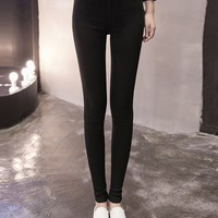 Supper Stretchy High Waisted Skinny Pants