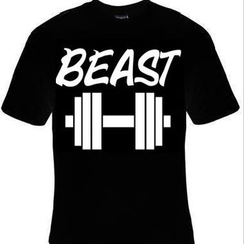 beast t-shirt cool funny t-shirts cute gift present humor tee shirts jokes