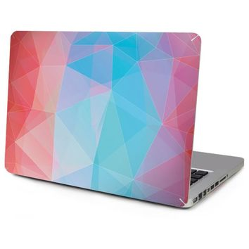 Hot Sale For Macbook Sticker Irregular Geometric Print Top Vinyl Decal Laptop Skin For Macbook Air Pro Retina 11 13 15 New Mac12