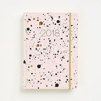 2018 Luxe Page-A-Day Splatter Planner