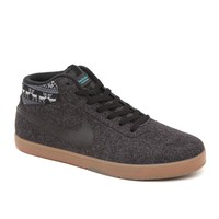Nike SB Eric Koston Mid Warmth Shoes - Mens Shoes - Black
