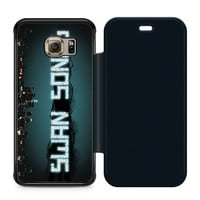 Hollywood Undead Swan Song Flip Samsung Galaxy S6 Edge Case