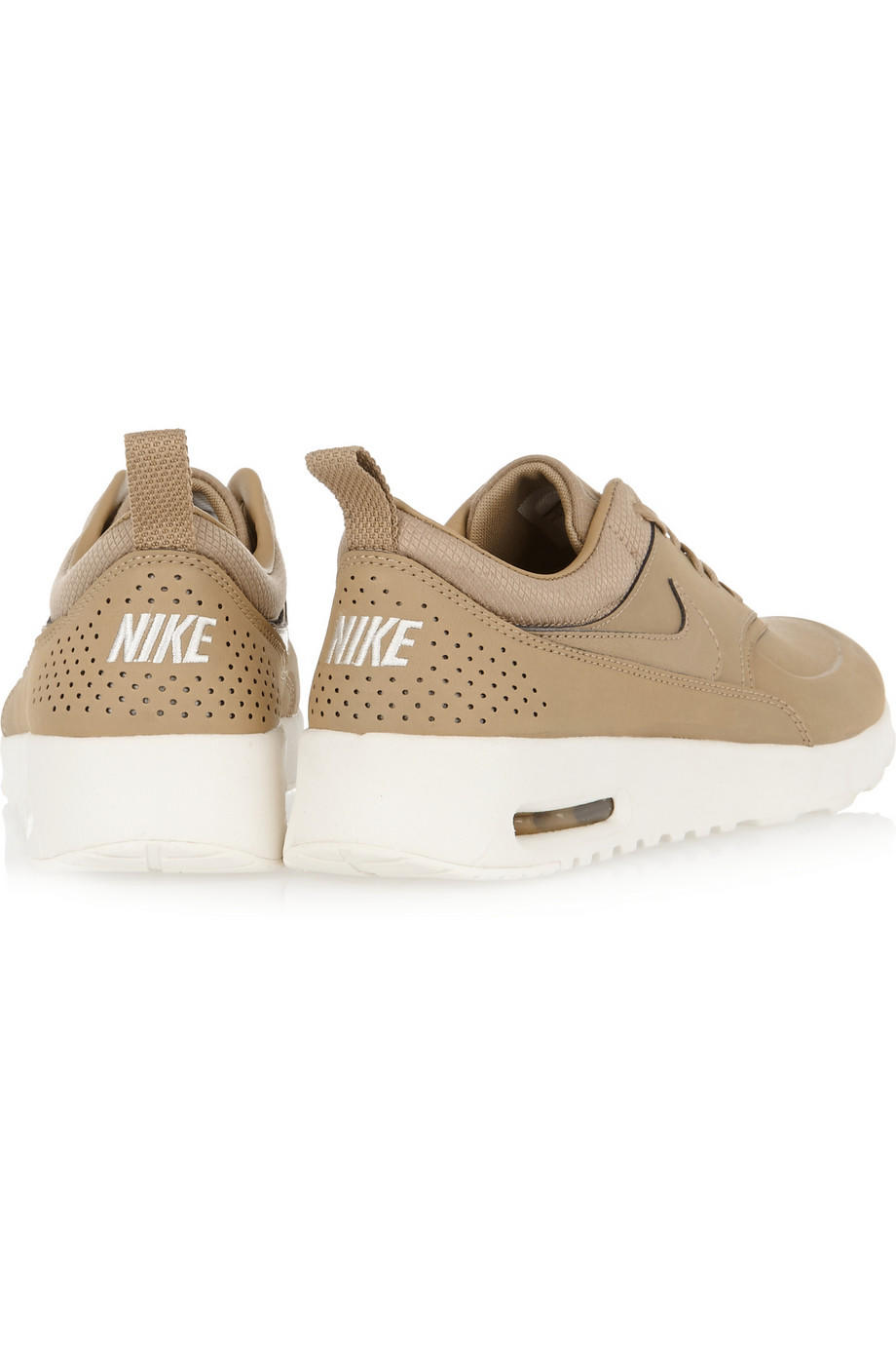 Nike - Air Max Thea leather sneakers from NET-A-PORTER  26452fe18f