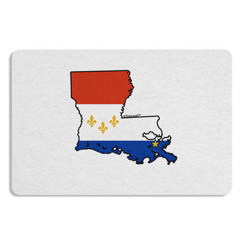 New Orleans Louisiana Flag Placemat