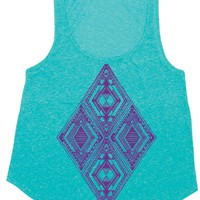 Billabong Women's Safari Jammin Tank Top