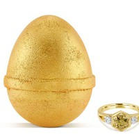 Lucky Egg - Bath Bomb With a Ring and a Chance to Win a $10k Ring