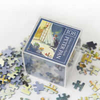 Peter pan 108 piece jigsaw puzzle - Navy