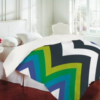Karen Harris Modernity Galaxy Alberville Duvet Cover - Twin | Find it at the Foundary