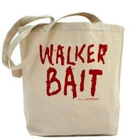 Walker Bait Tote Bag> Walker Bait> The Walking Dead T-Shirts from Gold Label