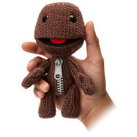 ThinkGeek :: Little Big Planet Knitted Plush