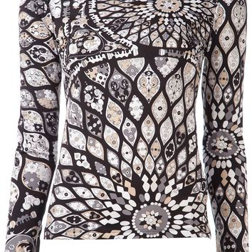 Emilio Pucci Stained Glass T-Shirt