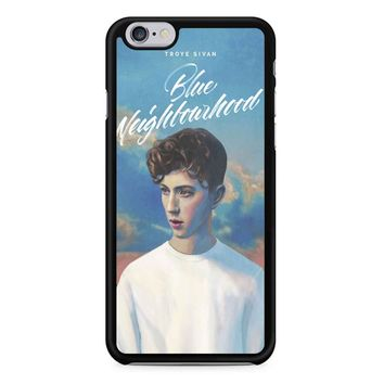 Blue Neighbourhood Troye Sivan iPhone 6/6S Case