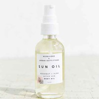 Herbivore Botanicals X UO Coconut + Aloe After Sun Body Oil 2oz