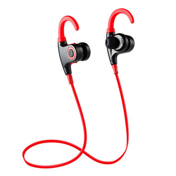 Waterproof Wireless Noise Cancelling Stereo Bluetooth Headphones Earphones with Built-in Mic Gift
