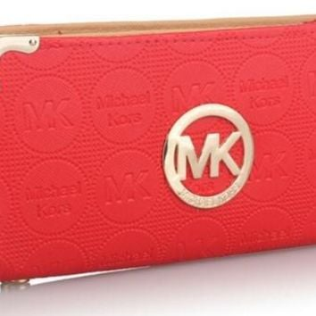 DESIGNER MK35 WOMEN HANDBAGS PURSE WRISTLET WALLETS
