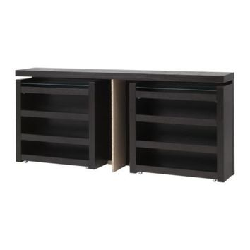 malm 3 piece headboard bed shelf set from ikea if i