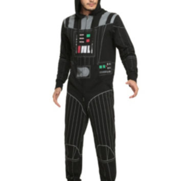 Star Wars Darth Vader Union Suit